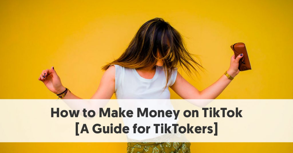 Can you make money from going live on TikTok